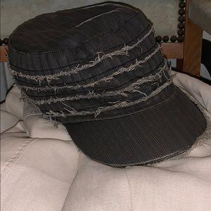 Distressed Cadet Hat